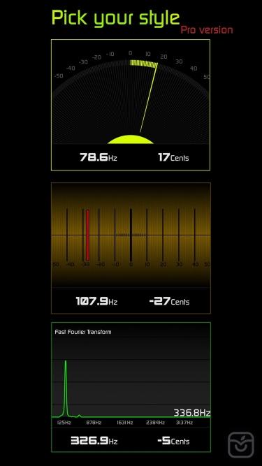 تصاویر Chroma Tuner & Metronome