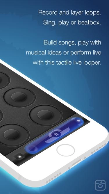 تصاویر Loopy HD: Looper