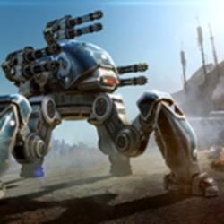 لوگو War Robots Multiplayer Battles