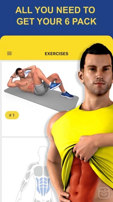 تصاویر Abs Workout - Daily Fitness