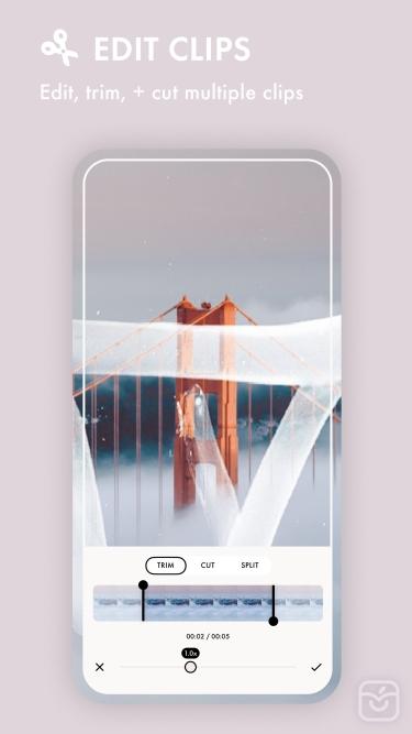 تصاویر Filmm | Video Effects + Color