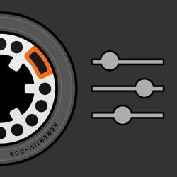 لوگو AudioScrub (REMIX Edition)