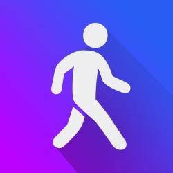 لوگو Pedometer & Step Counter
