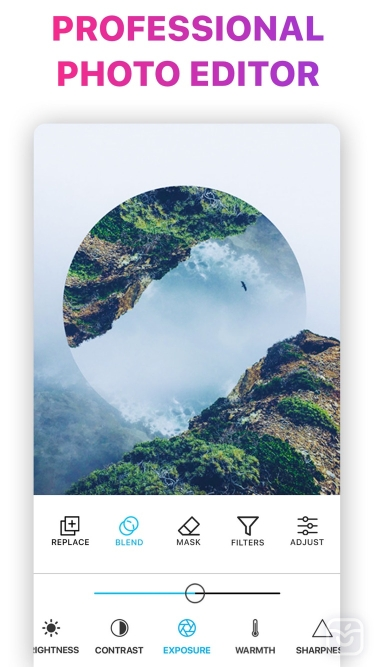 تصاویر Pic Merge Photo Blender Editor