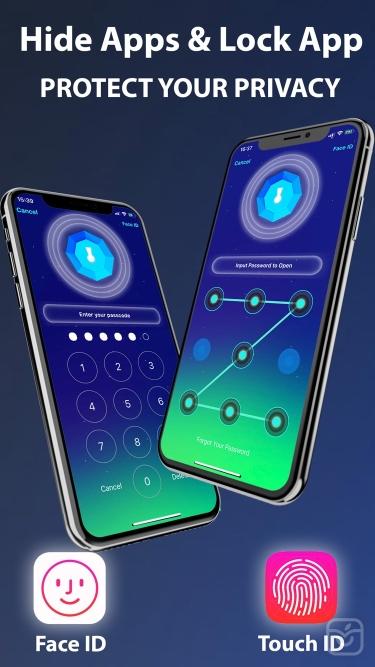 تصاویر App Lock :Hide App & Lock Apps