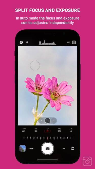 تصاویر CameraPixels PRO