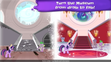 تصاویر My Little Pony Color By Magic