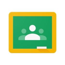 لوگو Google Classroom