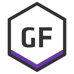 لوگو GrpFit: #1 Black Fitness App