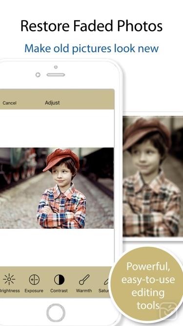 تصاویر Pic Scanner Gold: Digitise Now