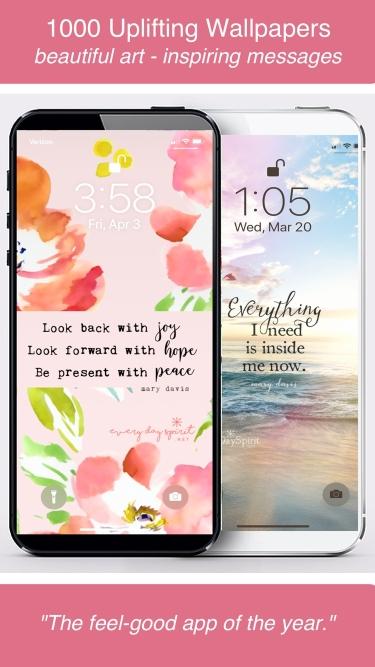 تصاویر Every Day Spirit® Lock Screens