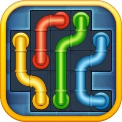لوگو   Line Puzzle: Pipe Art