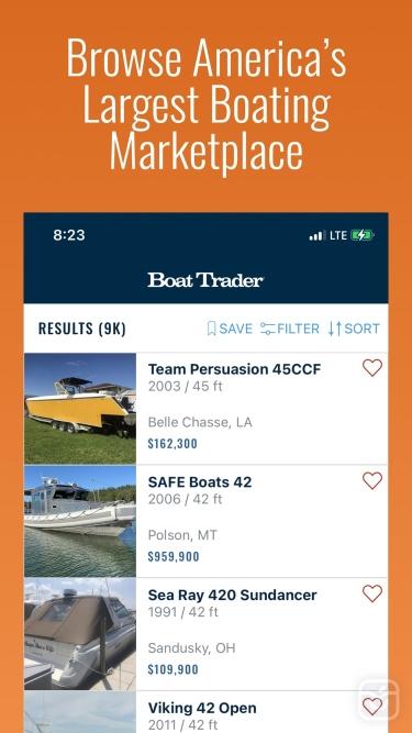 تصاویر Boat Trader - Boats for Sale