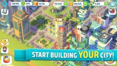تصاویر City Mania: Town Building Game