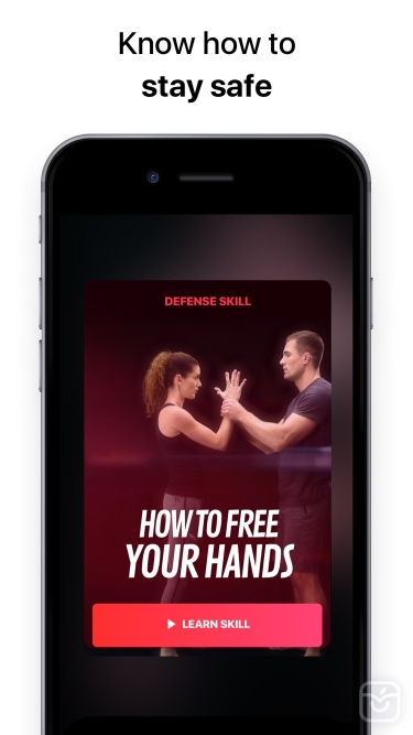 تصاویر Mighty - Self Defense Fitness
