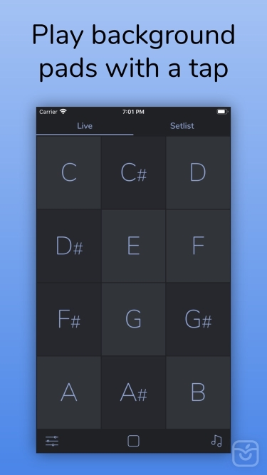 تصاویر AutoPad — Ambient Pad Loops