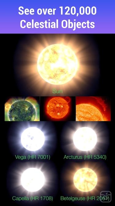 تصاویر Star Walk:Find Stars & Planets