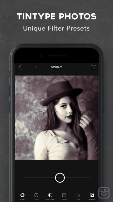 تصاویر SWRLY