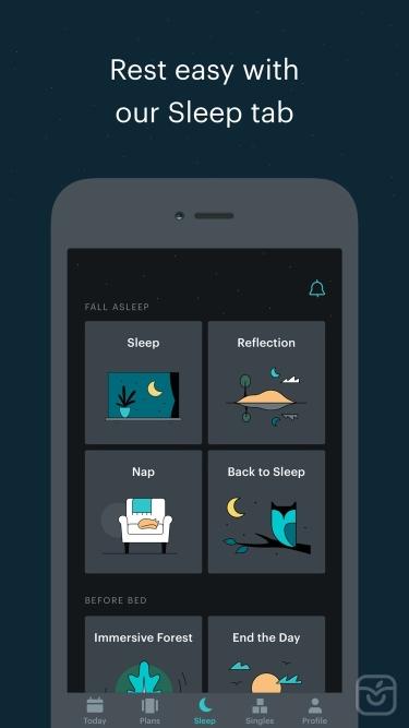 تصاویر Balance: Meditation & Sleep