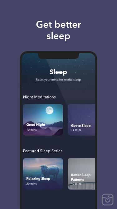 تصاویر Simple Habit Sleep, Meditation
