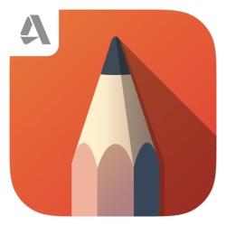 لوگو Autodesk SketchBook