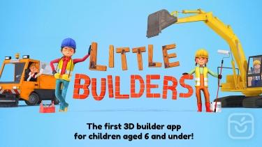 تصاویر Little Builders for Kids