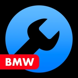 لوگو  BMW Parts