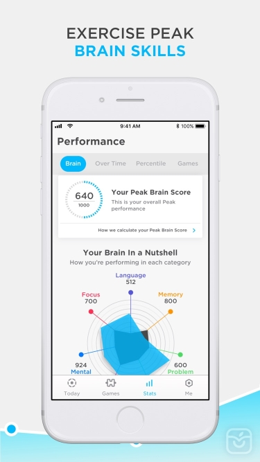 تصاویر Peak - Brain Training