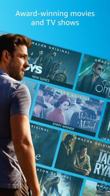 تصاویر Amazon Prime Video
