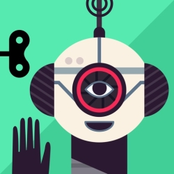 لوگو The Robot Factory by Tinybop