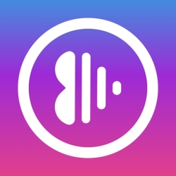 لوگو ++ Anghami: Play Music & Podcasts