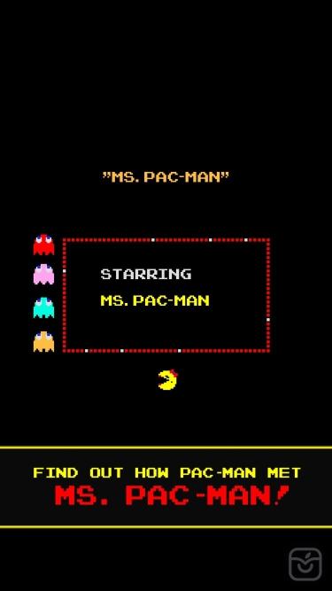 تصاویر Ms. PAC-MAN