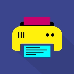 لوگو Printer