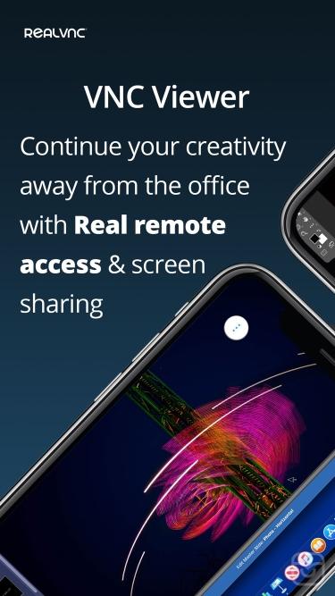 تصاویر VNC Viewer - Remote Desktop