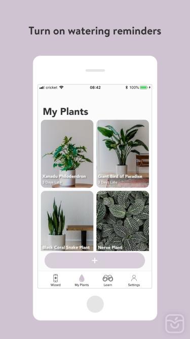 تصاویر Florish - Plant Care Companion