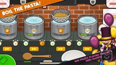 تصاویر Papa's Pastaria To Go!