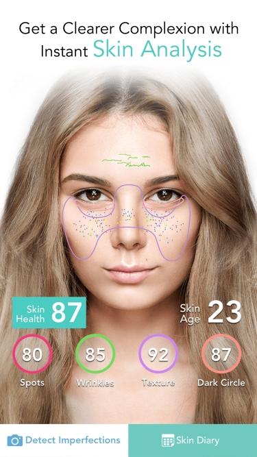 تصاویر YouCam Makeup-Magic Selfie Cam