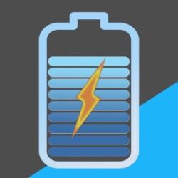 لوگو Amperes - battery charge info