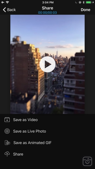 تصاویر AfterFocus - Background Blur