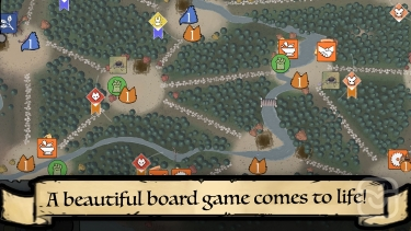 تصاویر Root Board Game