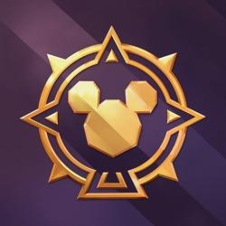 لوگو Disney Sorcerer's Arena