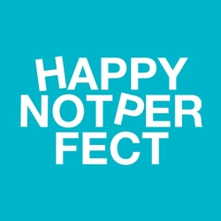 لوگو Happy Not Perfect: Meditation