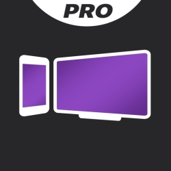 لوگو Screen Mirroring+ for Roku
