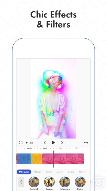 تصاویر Funimate Video Editor & Maker