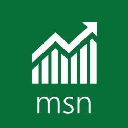 لوگو MSN Money