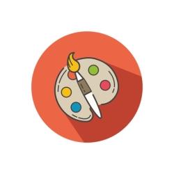 لوگو ColorPicker - pick color tool