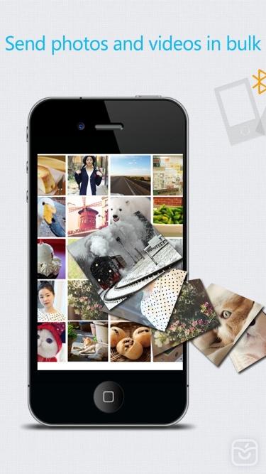 تصاویر photo transfer app-shareit pro