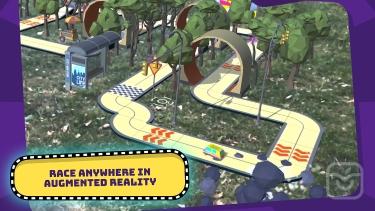 تصاویر Room Racer AR