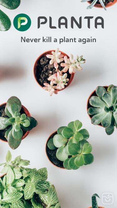 تصاویر Planta: Keep your plants alive
