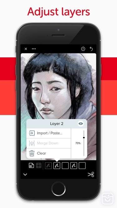 تصاویر Linea Sketch